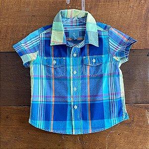 Camisa GAP - 6 a 12 meses