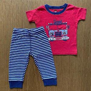 Pijama Carter's - 18 meses