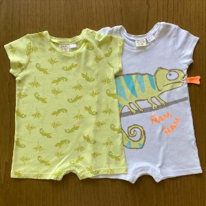 2 Macacões Zara - 12 a 18 meses