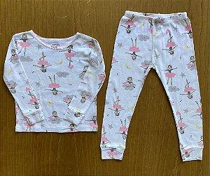 Pijama Carter's - 3 anos