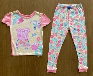 Pijama Importado - 4 anos