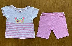 Pijama Carter's - 2 anos