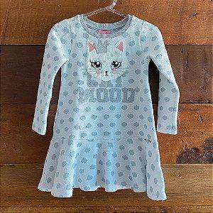 Vestido Momi - 3 anos