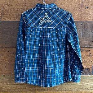 Camisa Gucci - 6 anos