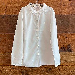 Camisa Feminina Burberry - 12 anos