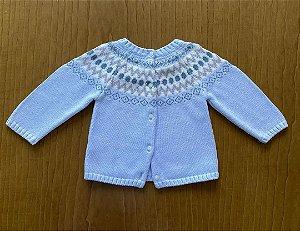 Suéter Dulces - 3 a 6 meses