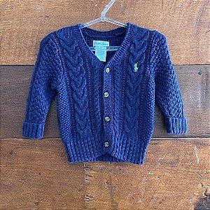 Suéter Ralph Lauren - 6 meses