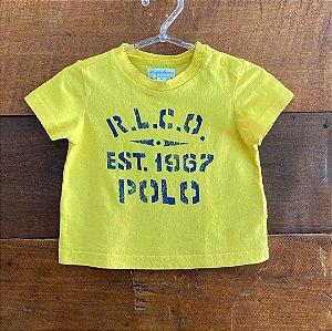 Básica Ralph Lauren - 6 meses
