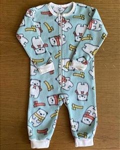 Pijama Fleece - 2 anos