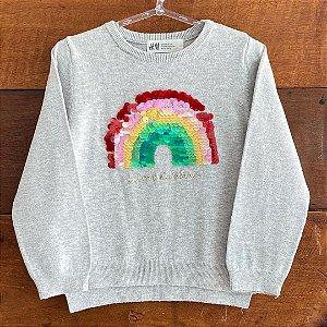 Suéter H&M - 3 a 4 anos
