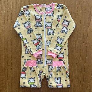 Pijama Fleece - 5 anos