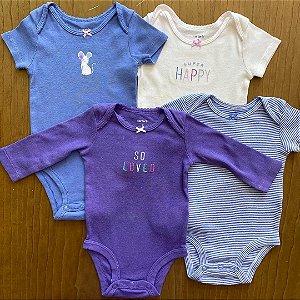 4 Body's Carter's - 3 meses