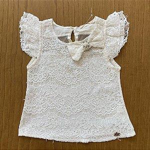 Blusa Petit Cherrie - 12 meses