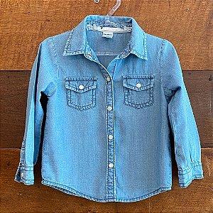 Camisa Feminina Carter's - 2 anos