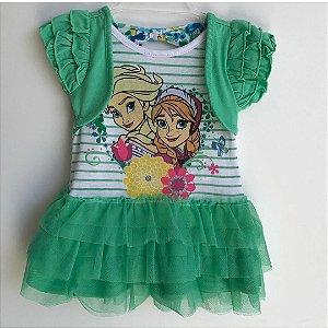 Vestido Disney - 2 anos
