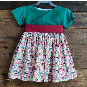 Vestido Sweet Cotton - 12 meses