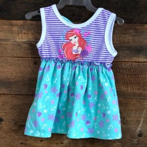 Vestido Disney - 3-6 meses