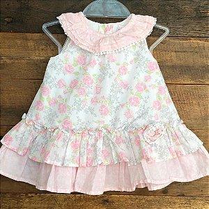 Vestido Importado - 0-3 meses