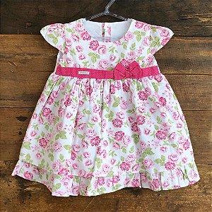 Vestido Goiabada - 18 meses