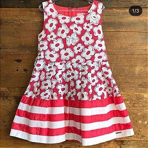 Vestido Pituchinhus - 4 anos