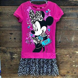 Vestido Disney - 6-7 anos