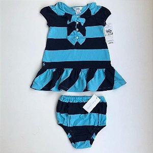 Vestido Ralph Lauren - 6 meses