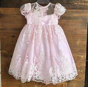 Vestido Mio Bebê - 1 ano