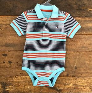 Body Tommy Hilfiger - 12 meses