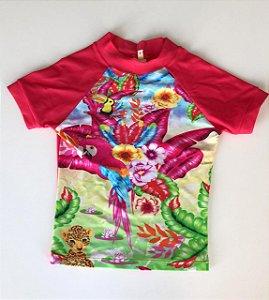 Camiseta para Piscina Siri Kids - 4 anos