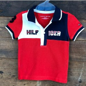 Polo Tommy Hilfiger - 6-9 meses