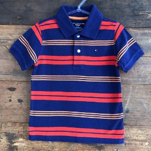 Polo Tommy Hilfiger - 4-5 anos