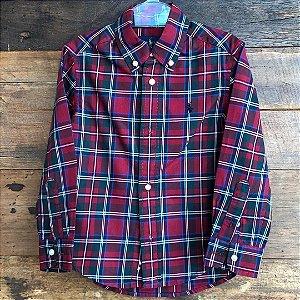 Camisa Ralph Lauren - 3 anos