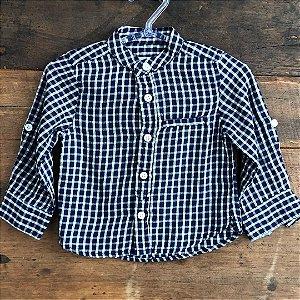 Camisa Seminova - 3-6 meses
