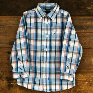 Camisa Tommy Hilfiger - 4 anos