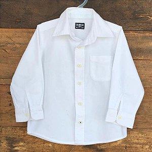 Camisa Oshkosh - 3 anos