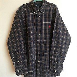 Camisa Ralph Lauren - 8 anos