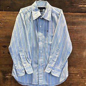 Camisa Tommy Hilfiger - 4-5 anos