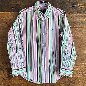 Camisa Ralph Lauren - 5 anos
