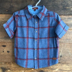 Camisa Seven - 3 anos