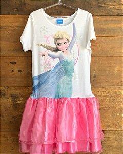 Vestido Disney - 10 a 12 anos