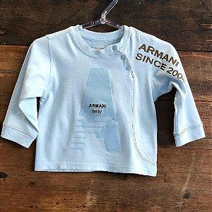Básica Armani - 6 meses