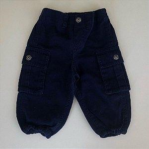 Calça Ralph Lauren - 9 meses