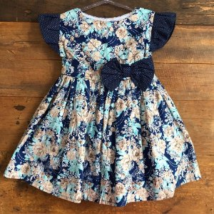 Vestido Sweet cotton - 2 anos