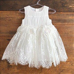 Vestido importado - 12 meses