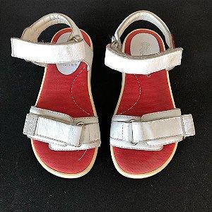 Sandalia Gucci - 27 EUA / 25 Brasil