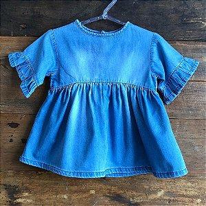 Vestido Zara - 6 a 9 meses