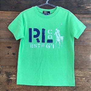 Camiseta Ralph Lauren - 5 anos