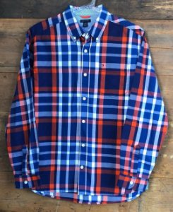 Camisa Tommy Hilfiger - 16 a 18 anos