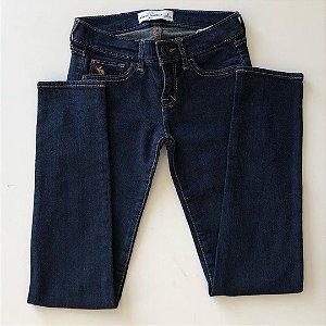 Calça Jeans Abercrombie - 8 anos