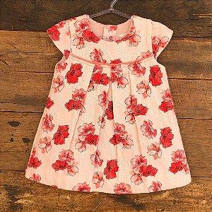 Vestido Zara - 12 a 18 Meses